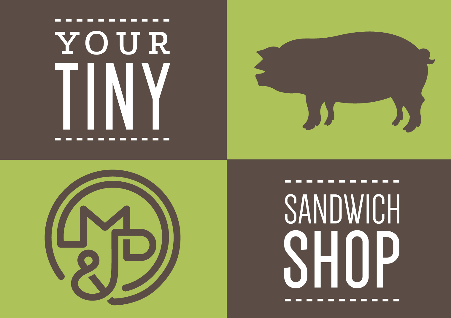 Your Tiny Sandwich Shop Boston