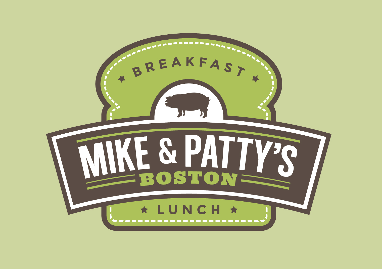 Mike & Pattys Logo